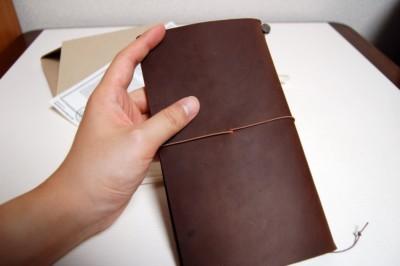 トラベラーズノートの写真