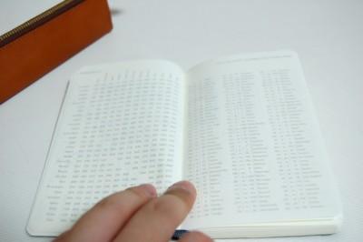 モールスキン 18ヶ月ダイアリー Pocket(MOLESKINE 18 Month Weekly Planner + Notebook) 2006-2007