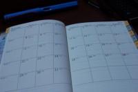 能率手帳 Carel 2007 週間タイプの画像