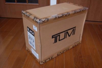 TUMI 26141 エクスパンダブル・オーガナイザー・コンピュータ・ブリーフの写真