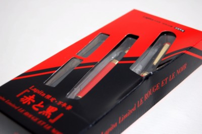 Lapita 限定・万年筆 『赤と黒』