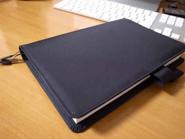 ほぼ日手帳 カズンのカバーとフランクリン・プランナー・オーガナイザーA5の写真