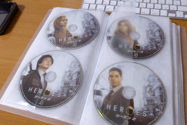 DVD収納ケースの写真