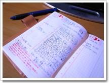 ほぼ日手帳の写真