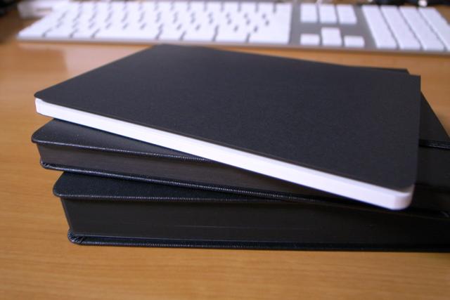 マインドマップ手帳の写真